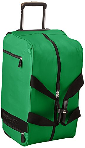 Calvin Klein Northport 2.0 Wheeled Duffle, Green, One Size by Calvin Klein