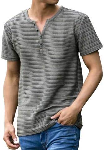 メンズ Tシャツ 半袖 ピンタックジャカード ヘンリ-ネックT 02-66-9031