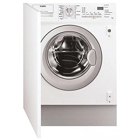AEG L61270WDBI Integrado Carga frontal A Blanco lavadora ...