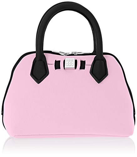 Princess Bag Save X A My hollywood w 25x19x12 L Rosa Mini Cm H Mano Borsa Donna gqFnpRqw4x