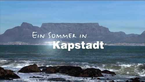 Risultati immagini per ein sommer in kapstadt film 2010