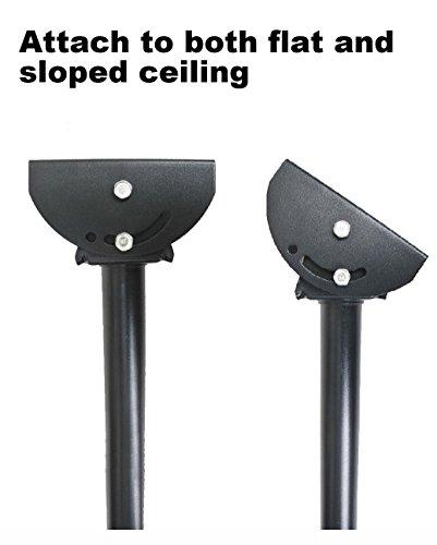 Videosecu Lcd Plasma Flat Panel Tv Ceiling Mount Bracket