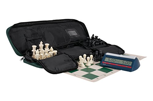 (The House of Staunton Deluxe DGT North American Chess Set Combination)