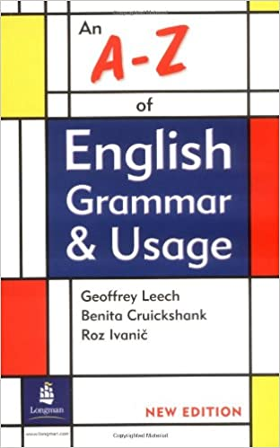 Amazon an a z of english grammar usage grammar reference an a z of english grammar usage grammar reference 2nd edition fandeluxe Choice Image
