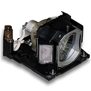 Hitachi cp-x8 Replacement Projector Lamp with housing