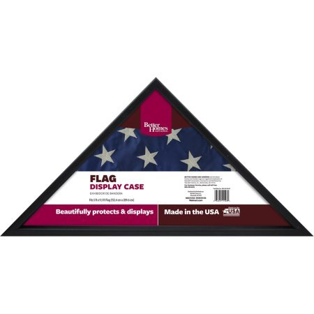 5x9 burial flag display case - 4