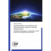 COMBUSTIBLES DE SYNTHESE PAR THERMOCHIMIE SOL