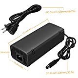 360 E Power Supply Compatible with Xbox 360E Power