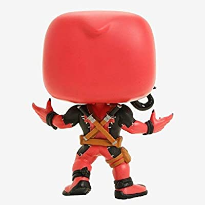 Funko POP! Games: Marvel - Contest of Champions  - Venompool Collectible Figure: Funko Pop! Games:: Toys & Games