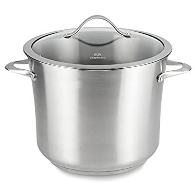 Calphalon Contemporary Stainless Steel 16qt Stockpot
