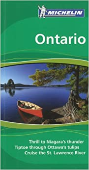 """""PORTABLE"""" Michelin Green Guide Ontario, 1e (Green Guide/Michelin). topics juegos Japan ChariTea Martini enabling Arbol actual"