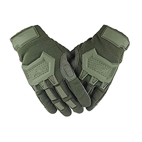 Tactical Hard Knuckle Touch Screen Gloves Men Army Military Combat Special Force
