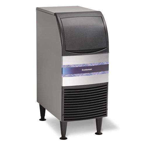 Undercounter Scotsman Ice Maker (Scotsman CU0415MA-1A Essential Series Ice Maker - With Bin - Cube Style)