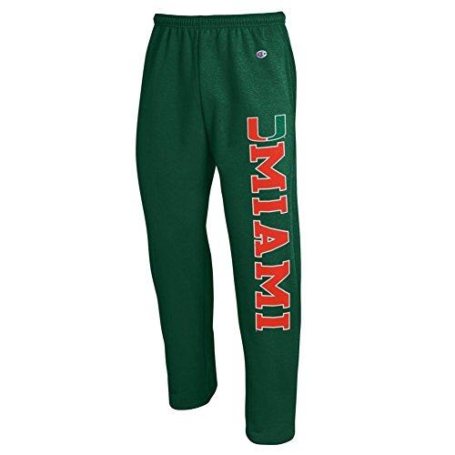 Miami Hurricanes Sweatpants Green - XL