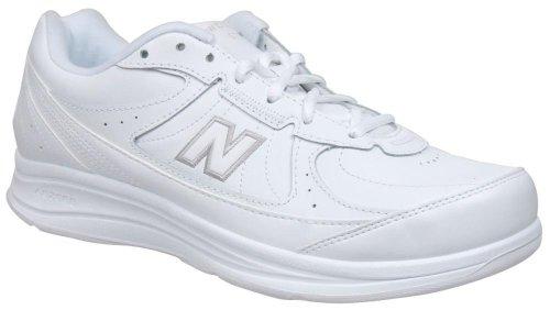 New Balance Men's MW577 White Walking Shoe - 11 B - Narrow