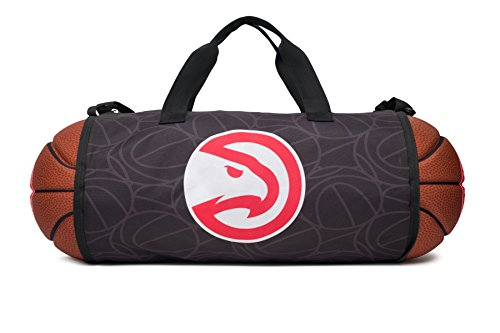 ATLANTA HAWKS BASKETBALL TO DUFFLE AUTHENTIC by Maccabi Art