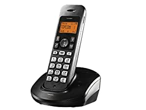 Topcom Butler E600 - Teléfono inalámbrico DECT