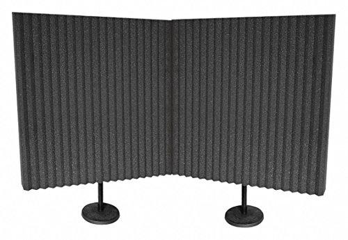 Acoustic Panels,2 ft. W,2 ft. L,PK2 by Auralex