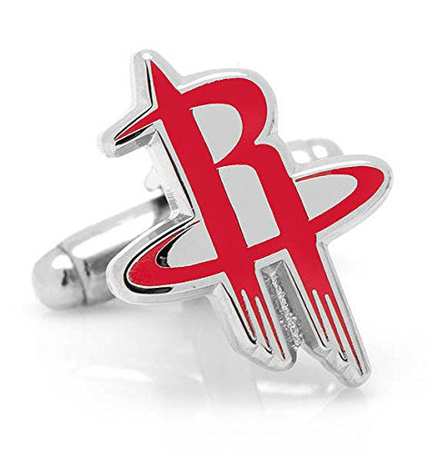Cufflinks NBA Houston Rockets, Officially Licensed by Cufflinks