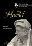 The Cambridge Companion to Handel (Cambridge Companions to Music)