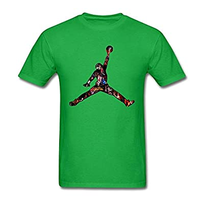 NYShirt Men's Michael Jordan Short Sleeve T-Shirt