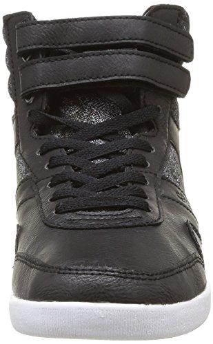 Kappa Leeka Damen Sneaker Schwarz - Noir (984 Black)