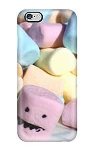 For Iphone 6 Plus Fashion Design Marshmallow Family Case 6368554K76380786