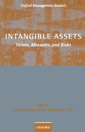 Intangible Assets (Oxford Management Readers)