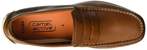 Scotch Men's Moccasins camel 01 Blue Cruise Brown 11 13 active 8ggxP