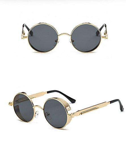 Hombre Yxsd SunglassesMAN 3 de 12 de para Gafas de Gafas Sol antideslumbrantes Color Gafas Sol Hombre para Montura con metálica de Sol Gafas Sol gXwwrdq
