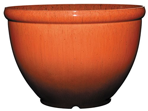 (Classic Home and Garden 52-EMB Bellina12 Ember Bellina Planter 12-inch)