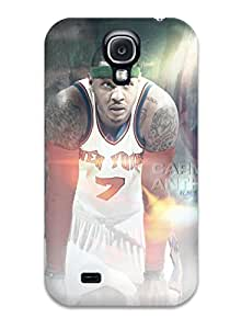 New Style Fashion Protective Carmelo Anthony Case Cover For Galaxy S4 4214288K22300546