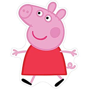 Amazon.com: Peppa Pig 'Peppas Pond' Bath Rug: Home & Kitchen