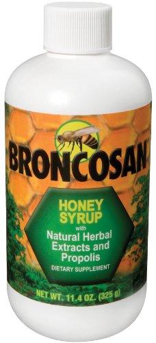 - Broncosan Honey Syrup