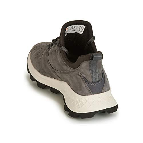 Oxford In Herrenschuhe Tb0a21h1033 Übergrößen Sneaker Grau Große Brooklyn Timberland H5W1twqx