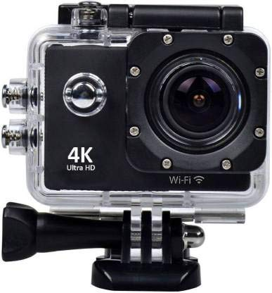Callie WiFi 4K 2Inch 1080P Ultra HD Sport Action Camera
