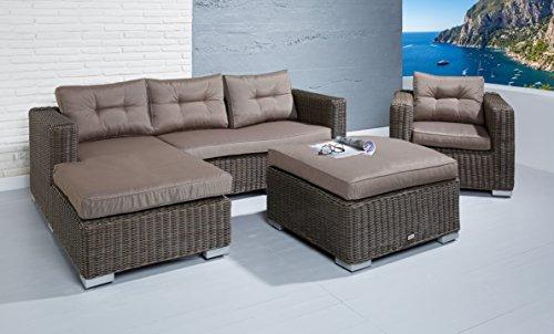 Poly-Rattan-Sofa-Lounge-Garten-Garnitur-Sitzgruppe-Julia-cappuccino-mit-Sessel-und-Hocker