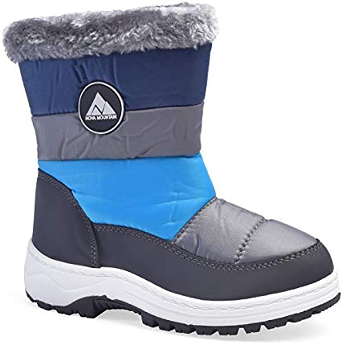 Nova Toddler Boy's and Girl's Winter Snow Boots