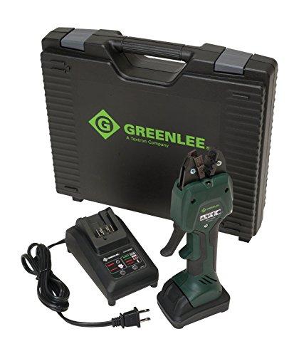Greenlee EK50ML13811 Micro Crimping Tool Kit with 13.8mm JAW, 110V