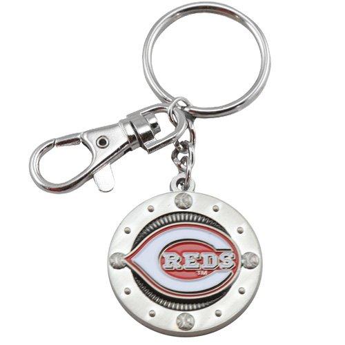 MLB Cincinnati Reds Impact Keychain