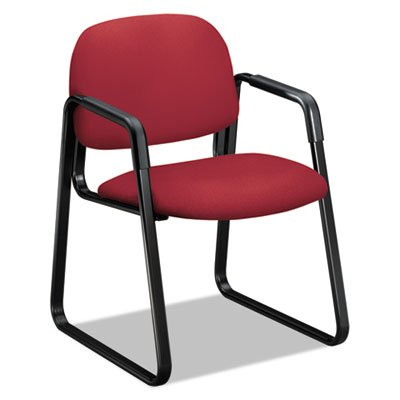 Solutions Seating 4000 Series Sled Base Guest Chair, - Solutions Seating Hon