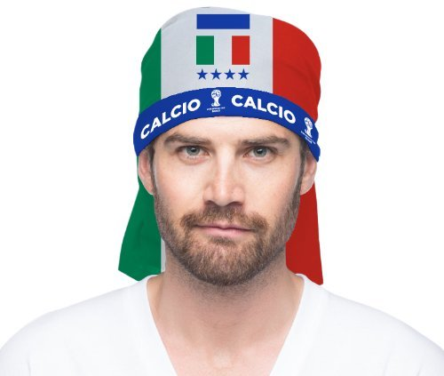 Official world cup ITALY multi functional head tube by Italy by Italy