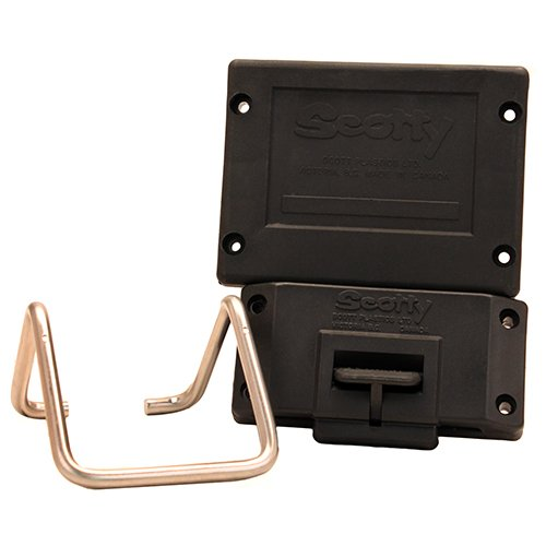 (Scotty #1015 Right Angle Side Mounting Bracket for Model 1050 & 1060 Downriggers)