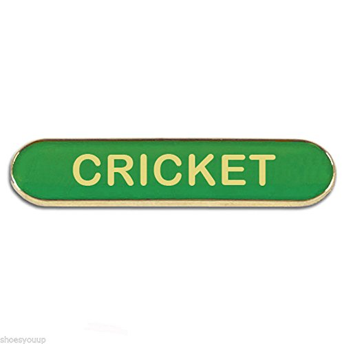 Badge de Cricket idéales pour les écoles (Vert)