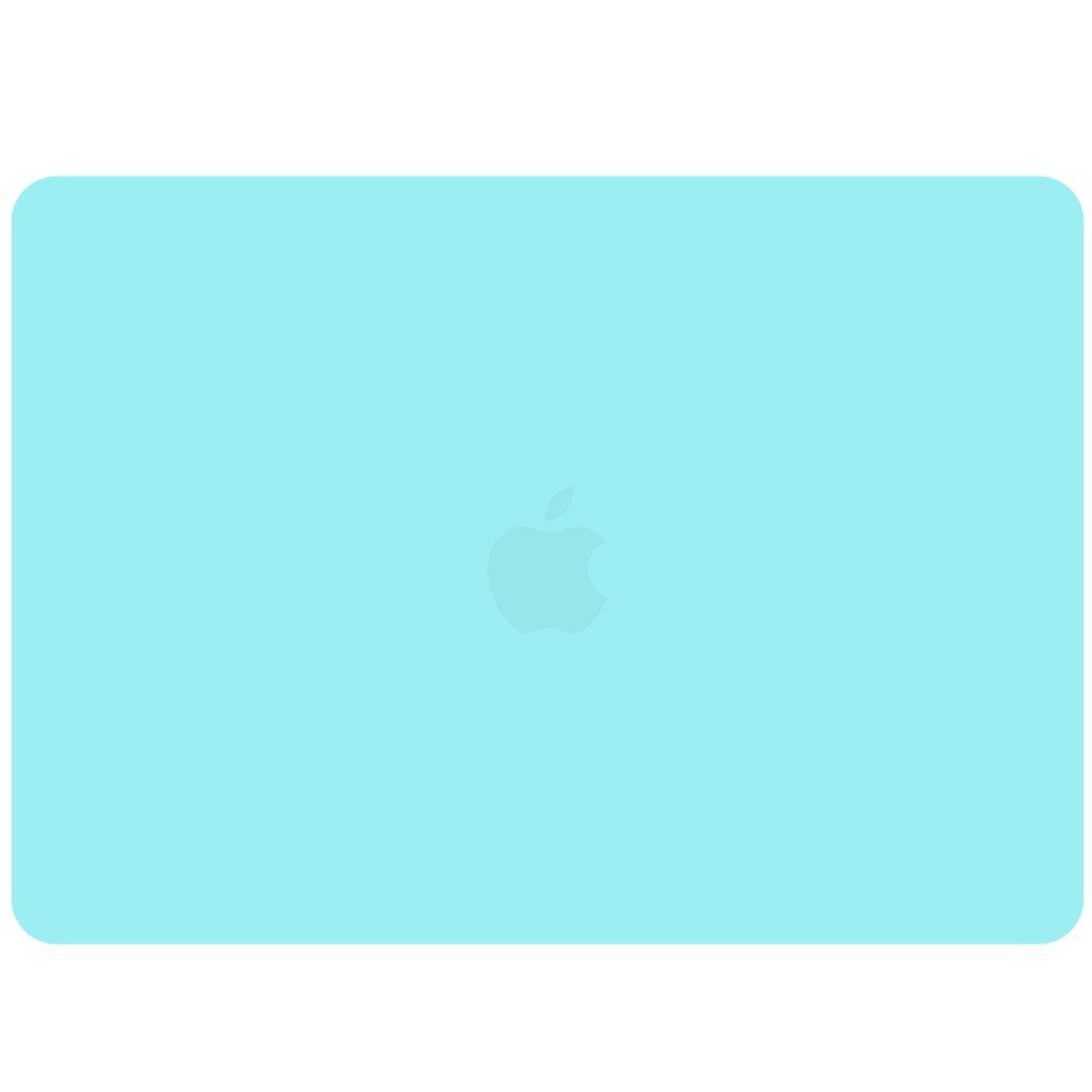 Modelo A1278/Carcasa Protectora Negro PU Black SULN Duro Caso para MacBook Pro DE 13/Pulgadas