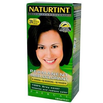 Permanent Hair Color - 3N, Dark Chestnut Brown, 5.45 oz (4 units Multi-Pack) -