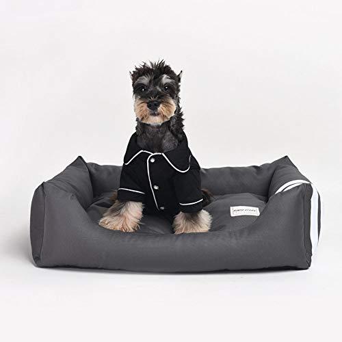 Camas para Perros Pequeño Medio Mascotas Grande Cama De Perros Y Gatos Sofá Cómodo Casa para Mascotas, Lavable Y...