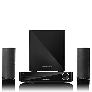 harman kardon home theatre. harman/kardon 2.1 home theatre audio system with blu-ray and bluetooth connectivity - harman kardon