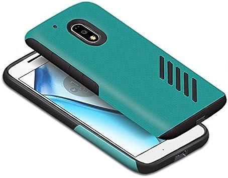 Orzly® Grip-Pro Case para Moto G4 & G4 Plus Smartphone (2016 Lenovo/Motorola Modelo Teléfono Móvil): Amazon.es: Electrónica