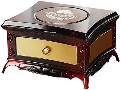 DIU Mesa de Vestir Creativa Caja de música Decorativa Miniatura ...